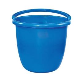 Oval Bucket 10 Liters Blue